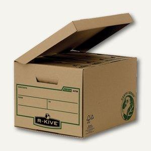 Artikelbild: Bankers Box EARTH Klappdeckelbox KUBUS