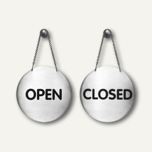 Wendepicto OPEN/CLOSED