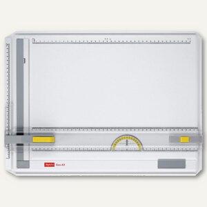 Aristo Geo A3 Zeichenplatte, Dauergleitprofil, L-System, 70-AH7033