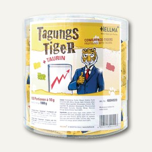 Fruchtgummi Tagungs Tiger