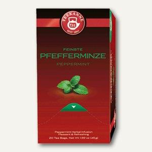 Teekanne Feinste Pfefferminze Tee, frisch und wohltuend, 20 Stück, 6249