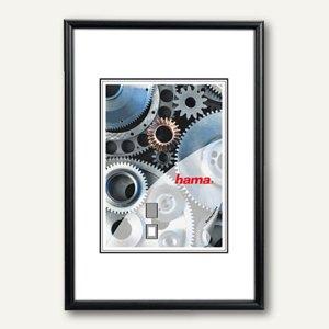 """Hama Aluminiumrahmen """"Chicago"""", 50 x 70 cm, matt eloxiert, schwarz, 61080"""
