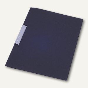 dataplus Karton-Klemmhefter Bewerbung DIN A4, 320 g/m², graphit, 22043.095