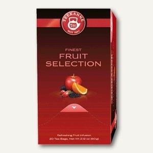Teekanne Früchtetee, aromatisch, fruchtig, 20 Stück, 6251
