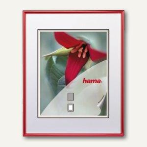 """Hama Kunststoffrahmen """"Sevilla"""", 40 x 50 cm, rot, 66287"""