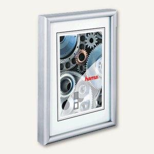 "Hama Aluminiumrahmen ""Chicago"", 50 x 70 cm, matt eloxiert, silber, 61050"