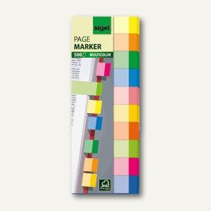 Haftmarker Multicolor