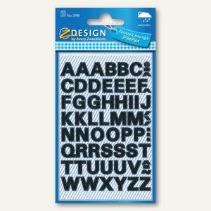 Buchstabenetiketten A-Z