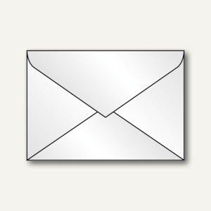 Sigel Briefumschlag C5, 162x229mm, nassklebend 100 g/m², transp., 25 St., DU230