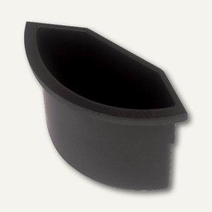 Helit Nasseinsatz für helit Papierkörbe, 2 l, schwarz, H6106795