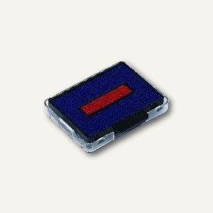 Trodat Ersatzkissen Swop Pad für 5430/5435, blau/rot, 2 Stück, 6/50/2DB