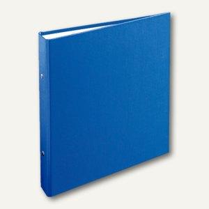 Exacompta Ringbuch DIN A5, 2-Ringe Ø 30 mm, PP blau, 51072E