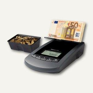 Safescan Münz- und Banknotenzähler 6155, für drei Währungen, 124-0422