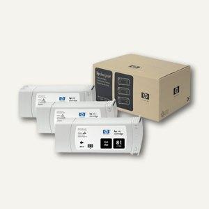Artikelbild: Hewlett-Packard Tintenpatronen 3er Packs Nr.81