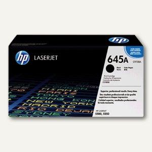 Tonerkartusche schwarz für HP Color Laserjet 5500