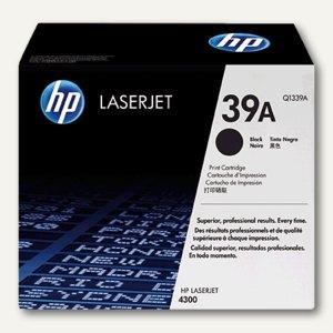 HP Tonerkartusche 39A für HP Laserjet 4300, Q1339A