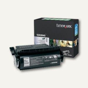 Prebate-Druckkassette schwarz für Optra T61x
