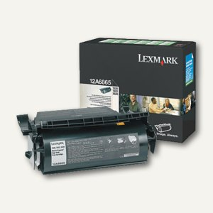 Prebate-Toner schwarz für Optra T620 / T622 High Capacity