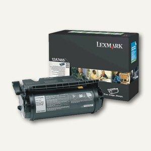 Artikelbild: Prebate-Toner schwarz für T 632 / T 634 - 32.000 Seiten
