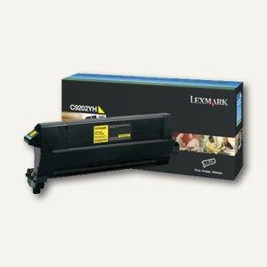 Toner gelb für Lexmark Optra C 910 / C 912