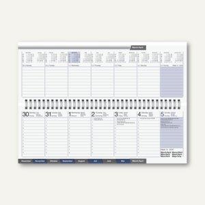 Artikelbild: Tisch-Querkalender mit Monatsregister