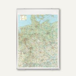 Deutschlandkarte Straßen