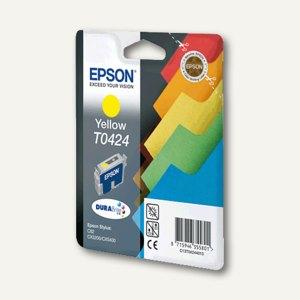 Epson Tintenpatrone T0424, gelb, C13T04244010