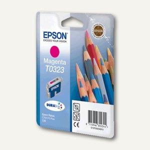 Epson Tintenpatrone magenta T0323, C13T03234010