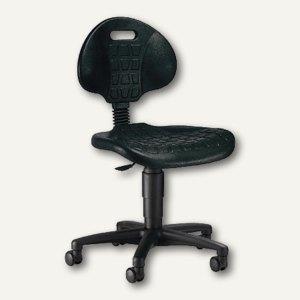 Topstar Arbeitsdrehstuhl TEC 20, schwarz/schwarz, 72220PU0