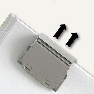 Slide Clip, 30 Blatt, 100er-Pack, 746012