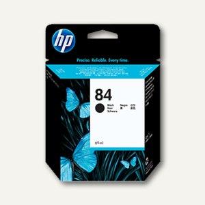 HP Tintenpatrone Nr.84 schwarz, C5016A