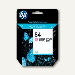 HP Tintenpatrone Nr.84 hell-magenta, C5018A