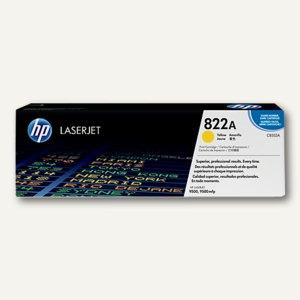 HP Toner 822A, gelb, C8552A
