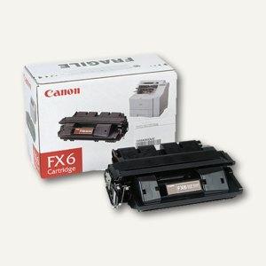 Canon Toner für FAX L1000, schwarz, FX-6, 1559A003
