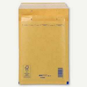 officio Luftpolstertasche D, 200 x 275 mm, braun, 100 Stück