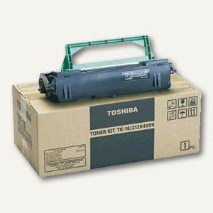 Toshiba Toner schwarz, TK18