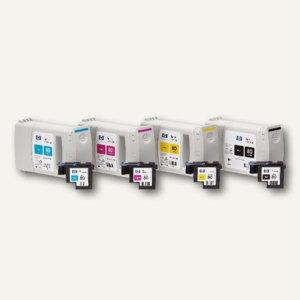 HP Druckkopf + Reiniger Nr.80, cyan, C4821A