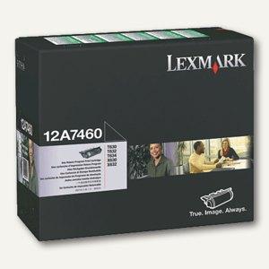 Prebate-Toner schwarz für T630 / T632 / T634 - 5.000 Seiten