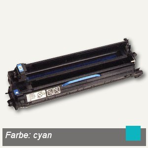 Artikelbild: Print Unit cyan ca. 26.000 Seiten