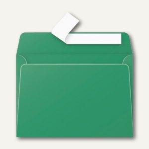 Briefumschlag DIN C6, haftklebend 120g/m², tannengrün, 20 St., 5596C