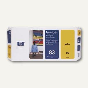 UV Druckkopf Nr.83 gelb inkl. Reiniger