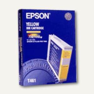 Epson Patrone für Stylus Pro 7000, gelb, C13T461011