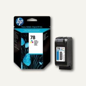 HP Tintenpatrone Nr.78XL, 3-farbig, 38 ml, C6578AE