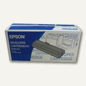 Epson Toner für EPL-6200, schwarz - ca. 3.000 Seiten, C13S050167