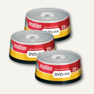 Artikelbild: DVD+RW Rohlinge