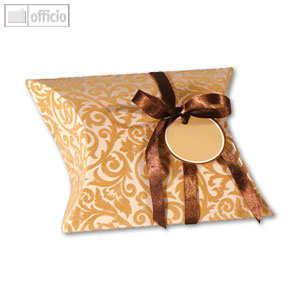 Pillow-Box Velvet Ornaments