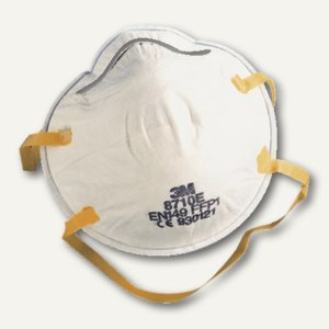 Artikelbild: Atemschutzmasken Klassik ohne Ventil