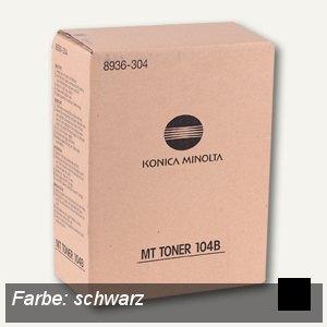 Konica Minolta Toner 104B (2er Pack), 8936-304