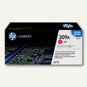 HP Druckkassette / Toner Nr.309A, magenta, Q2673A