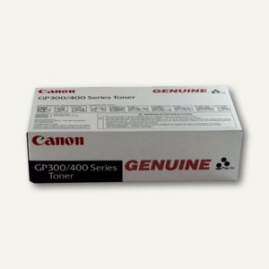 Canon Toner GP300 schwarz (2er Pack), 1389A003